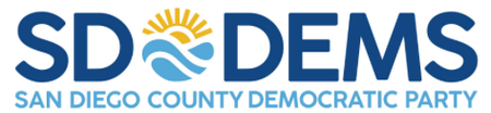 San Diego Democratic Party Logo